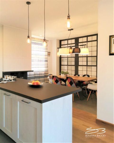 Come ristrutturare un appartamento anni 60…